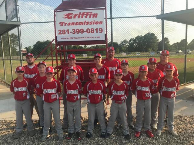 Splendora Youth Baseball Assn-Amer  - Powered by Dixie Youth Baseball