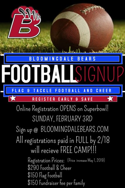 Bloomingdale Athletic Club - Powered by SportsSignUp Play