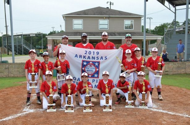 Arkansas Dixie Youth Baseball - Powered by SportsSignUp Play