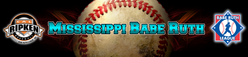 MIssissippi Babe Ruth - Cal Ripken - Powered by SportsSignUp Play