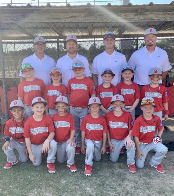 Splendora Youth Baseball Assn-Amer  - Powered by Dixie Youth Baseball