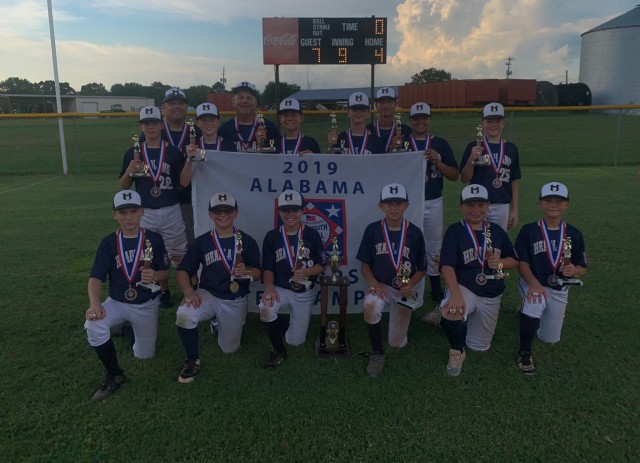 Alabama Dixie Youth Baseball - Powered by SportsSignUp Play