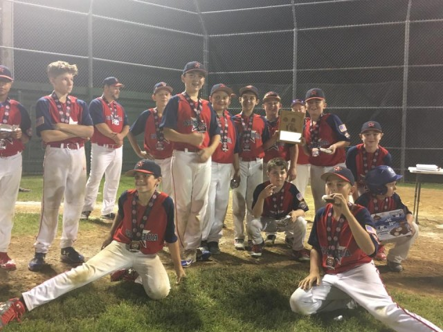 Nashua Cal Ripken Baseball - Powered by BabeRuth