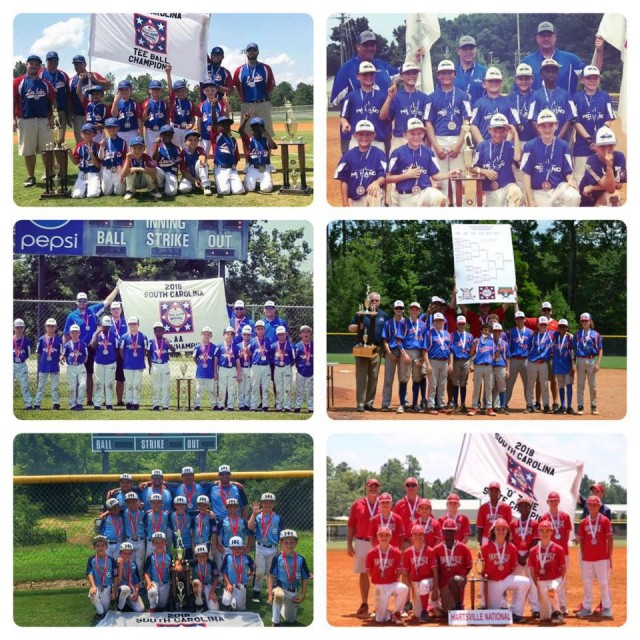 South Carolina Dixie Youth Baseball - Powered by Sports